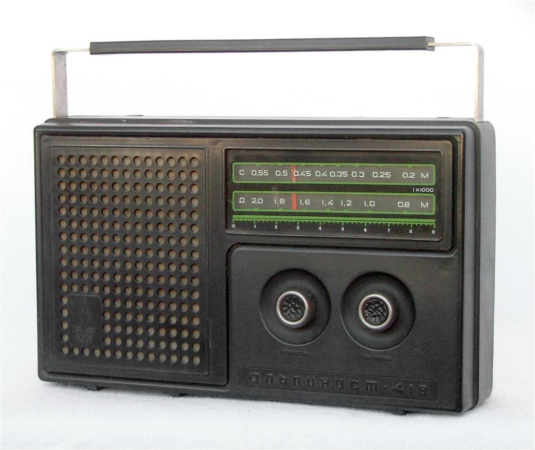 Радиоприемники принципиальные схемы